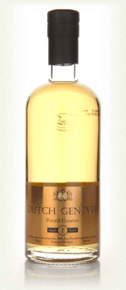 Zuidam Dutch Genever 1 Year Old