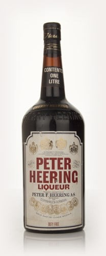 Peter Heering Cherry Liqueur 100cl - 1980