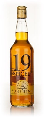 19 Spiced Rum Spirit Drink