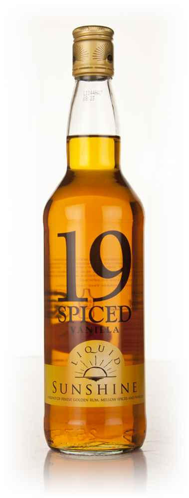 19 spiced rum spirit drink liqueurs master of malt for What goes good with spiced rum