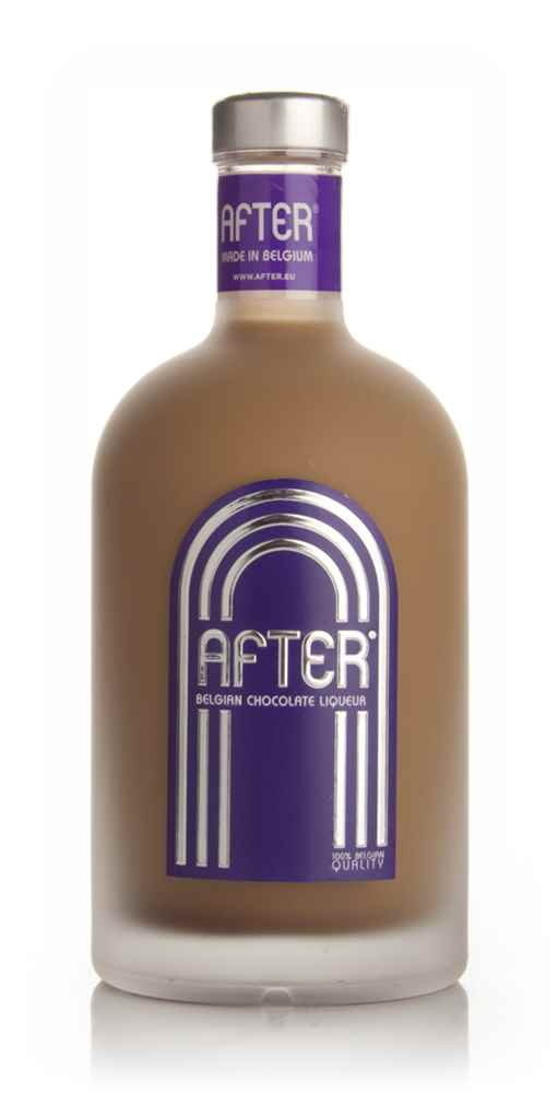 After Belgian Chocolate Liqueur
