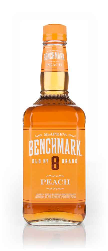 Benchmark Old No. 8 Peach Liqueur