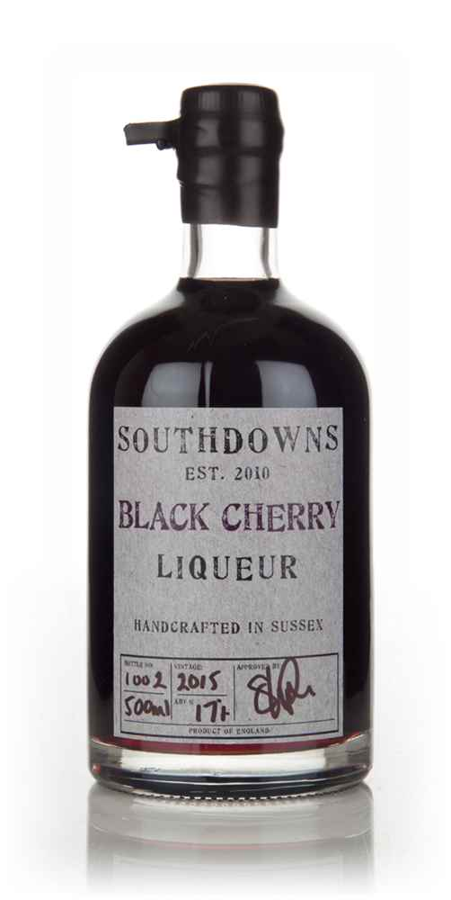 Southdowns Black Cherry Liqueur