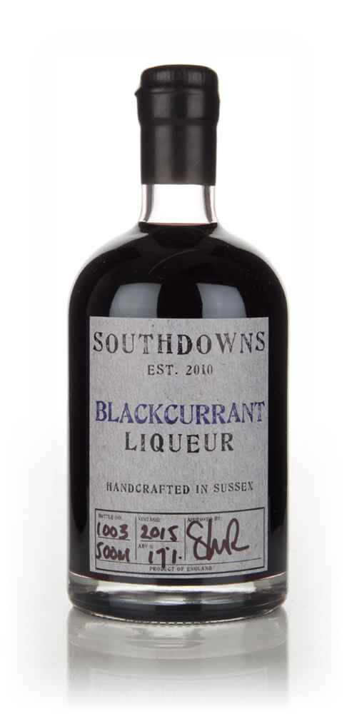 Southdowns Blackcurrant Liqueur
