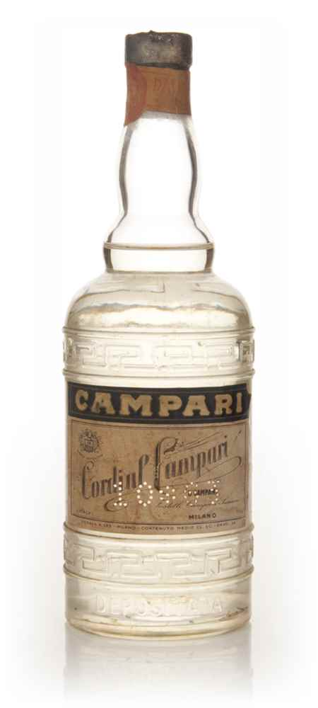 Campari Cordial 50cl - 1963