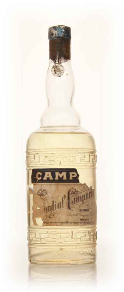 Campari Cordial 90cl - 1949-59