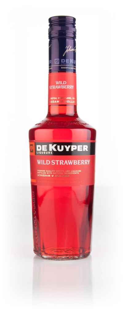 De Kuyper Wild Strawberry (old bottling)