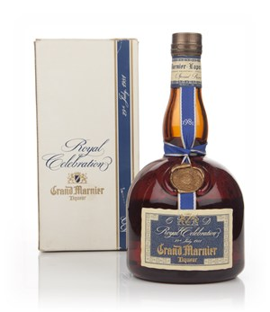 Grand Marnier (Charles & Diana Royal Wedding) - 1981