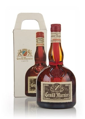 Grand Marnier Cordon Rouge (Boxed) - 1977