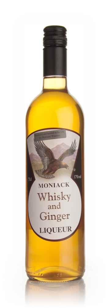 Moniack Whisky and Ginger Liqueur