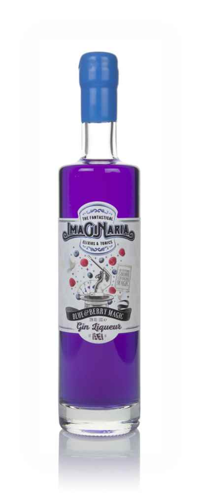 Imaginaria Blue & Berry Magic Gin Liqueur