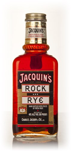 Jacquin's Rock and Rye