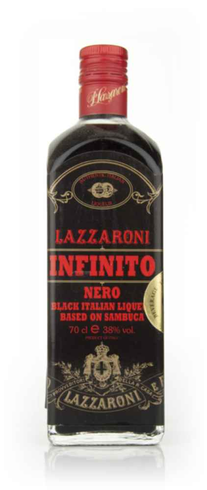 Lazzaroni Infinito Nero Black Label 70cl