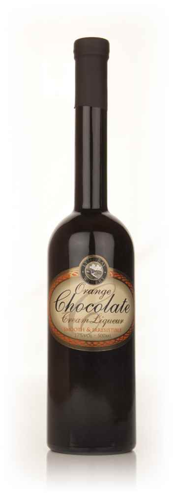 Chocolate Orange Cream Liqueur (Lyme Bay Winery)
