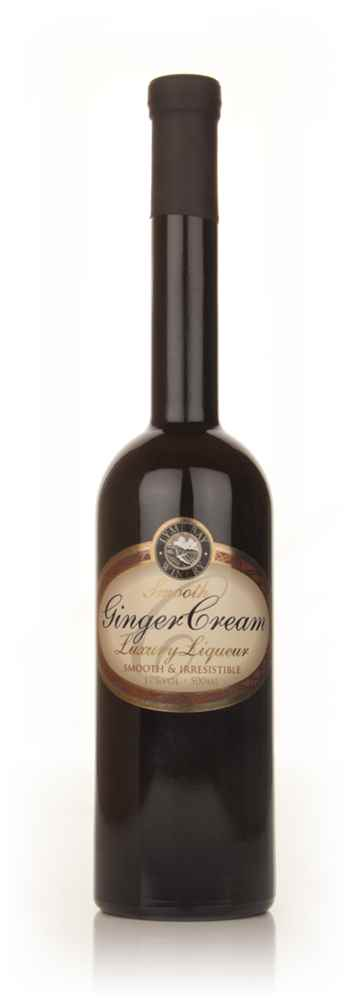 Ginger Cream Liqueur (Lyme Bay Winery)