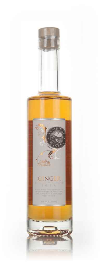 Ginger Liqueur (Lyme Bay Winery)