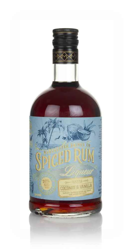 Manchester Drinks Co. Coconut & Vanilla Spiced Rum Liqueur