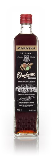 Orahovac (Green Walnut Liqueur)
