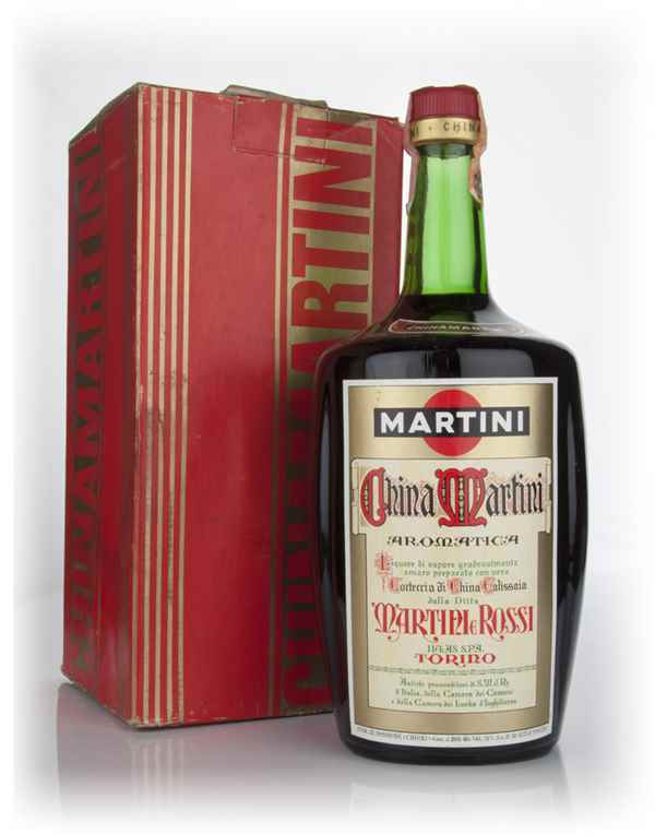 Martini & Rossi China Martini - 1970s 1.75l