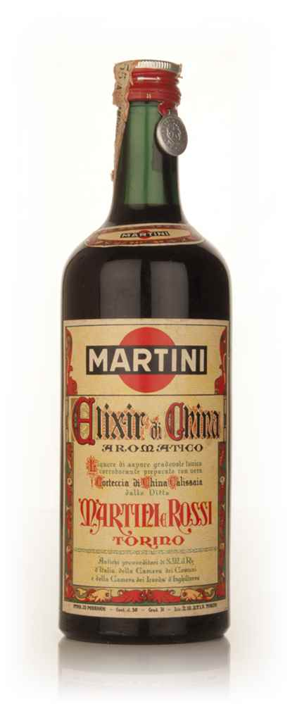 Martini & Rossi Elixir di China - 1949-59