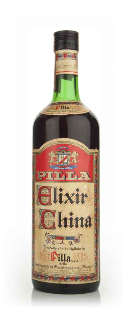 Pilla Elixir China 1l - 1970s