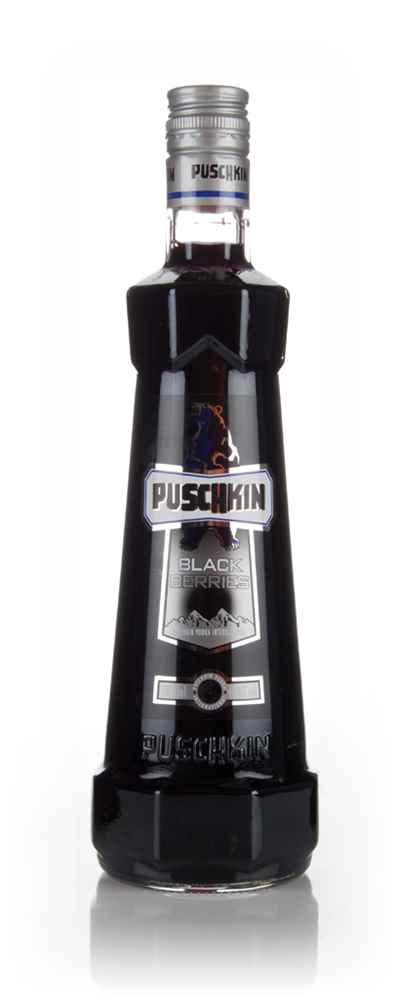 Puschkin Black Berries
