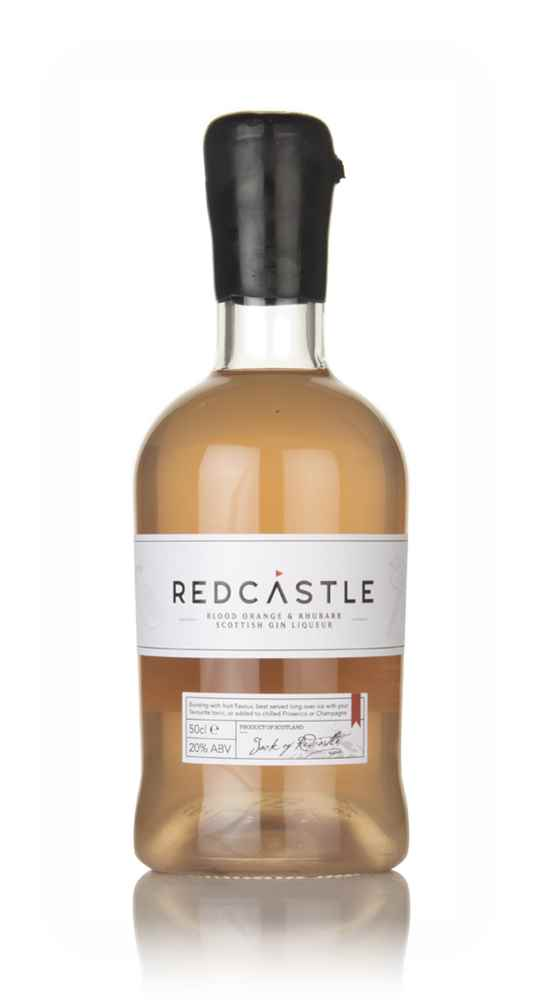 Redcastle Blood Orange & Rhubarb Gin Liqueur