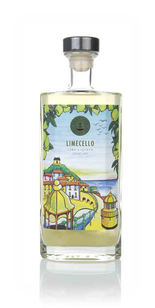 St. Ives Limecello