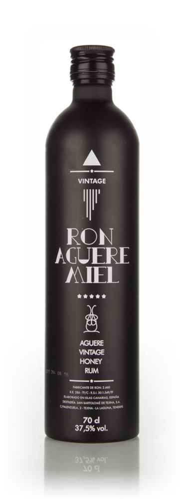 Ron Aguere Miel Vintage Honey Rum 37.5%