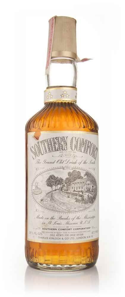 Southern Comfort (Very Old Bottle) 75cl