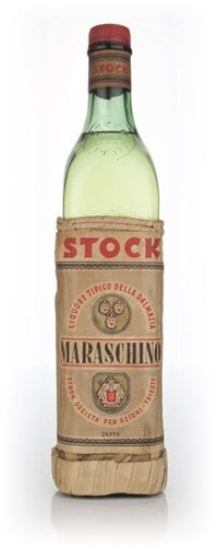 Stock Maraschino (3 Lion Label) - 1960ss