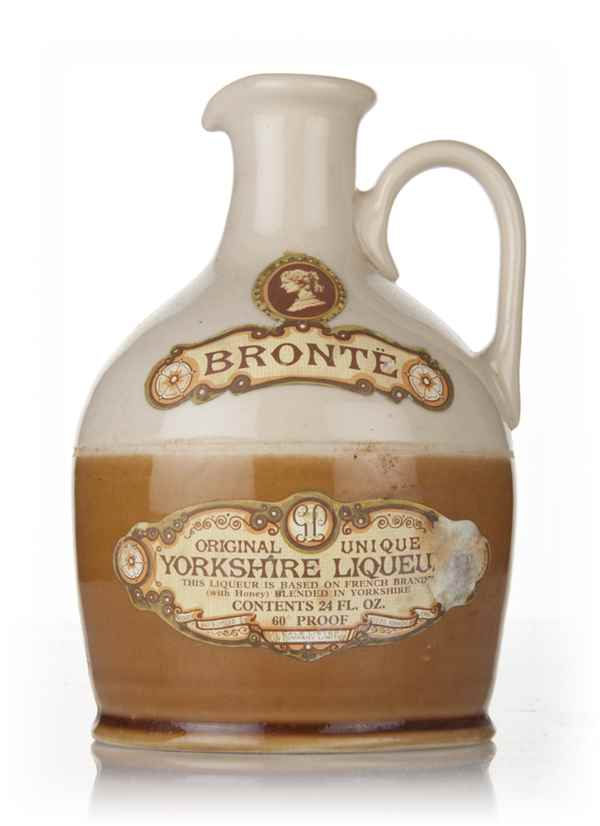 Brontë Original Unique Yorkshire Liqueur - 1970s