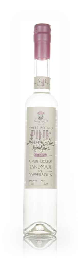 The Sweet Potato Spirit Co. Pink Marshmallow Moonshine