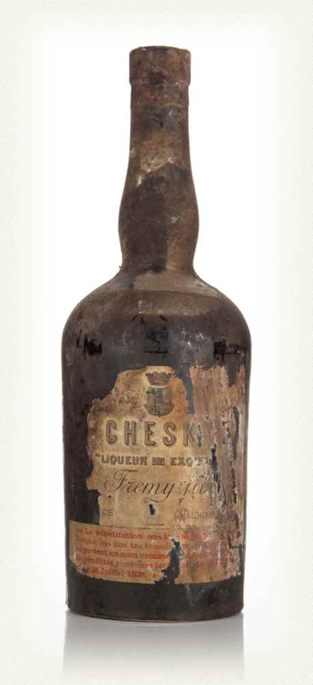Fremy Fils Chesky (Cherry Whisky) Liqueur Exquise - 1940s