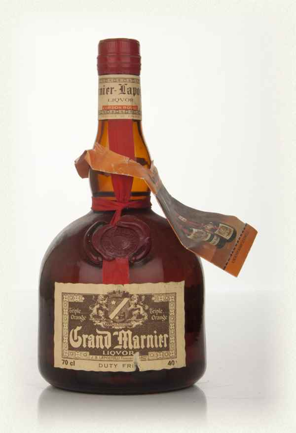 Grand Marnier Cordon Rouge - 1979