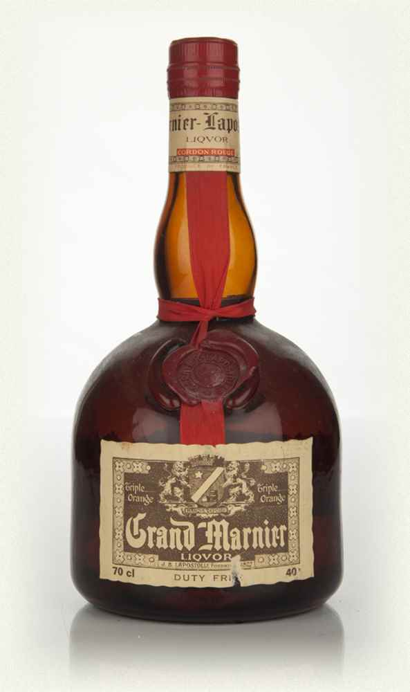 Grand Marnier Cordon Rouge - 1970s
