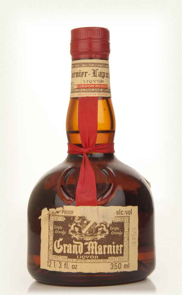 Grand Marnier Cordon Rouge 35cl - 1960s