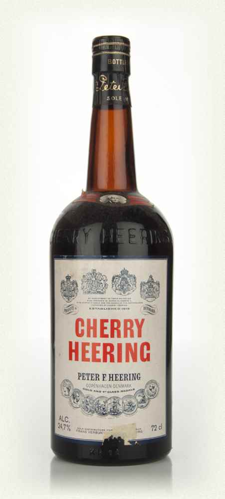 Peter Heering Cherry Liqueur - 1960s 72cl