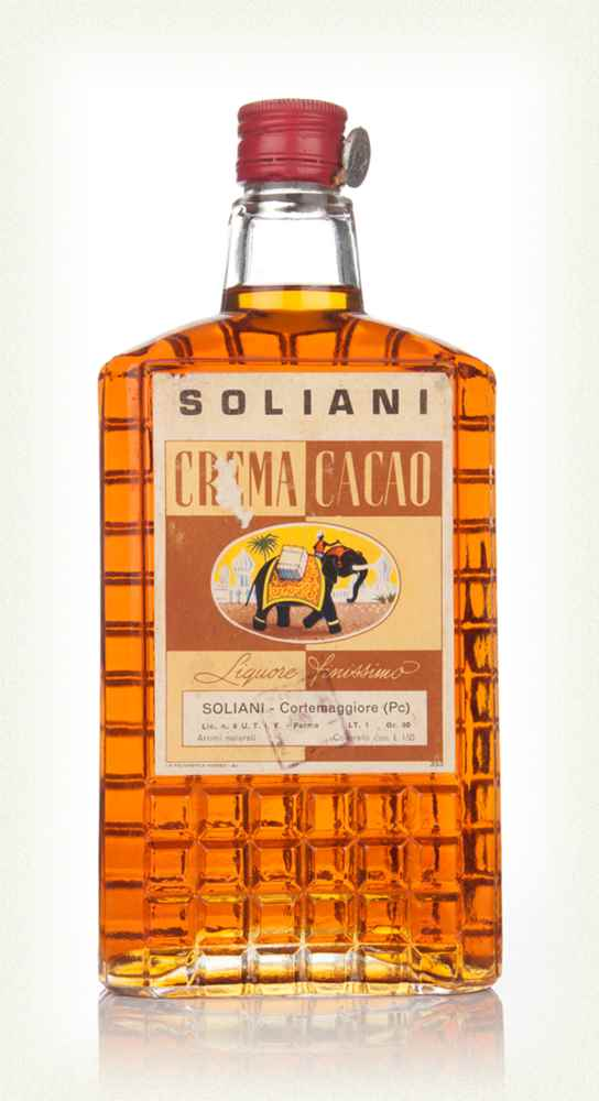 Soliani Crema Cacao - 1949-59