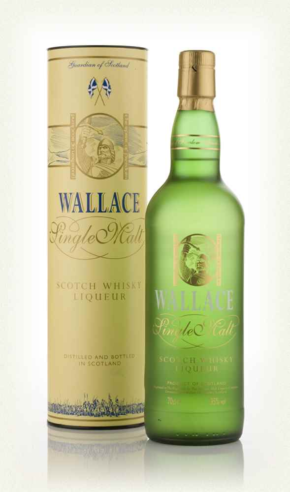 Wallace Malt Whisky Liqueur