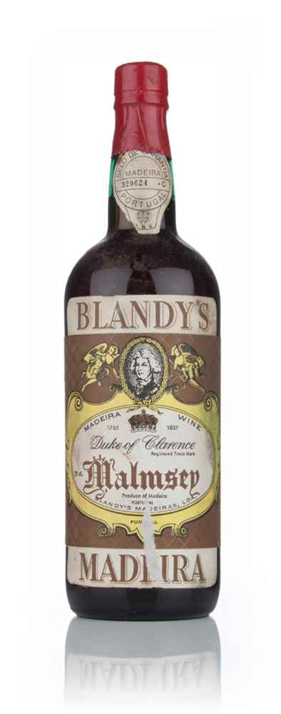 Blandy's 15 Year Old Malmsey Maderia - 1980s
