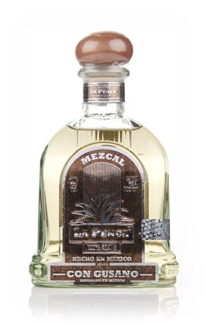 La Penca Mezcal (with worm!)