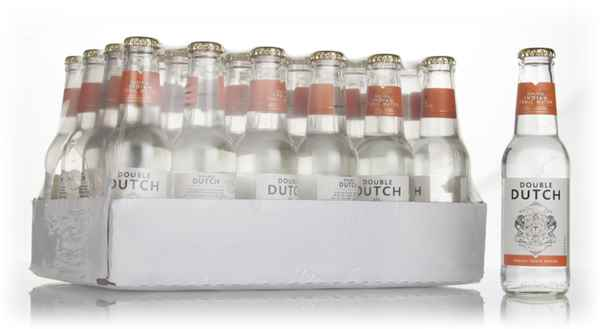 Double Dutch Indian Tonic Water (24 x 200ml)