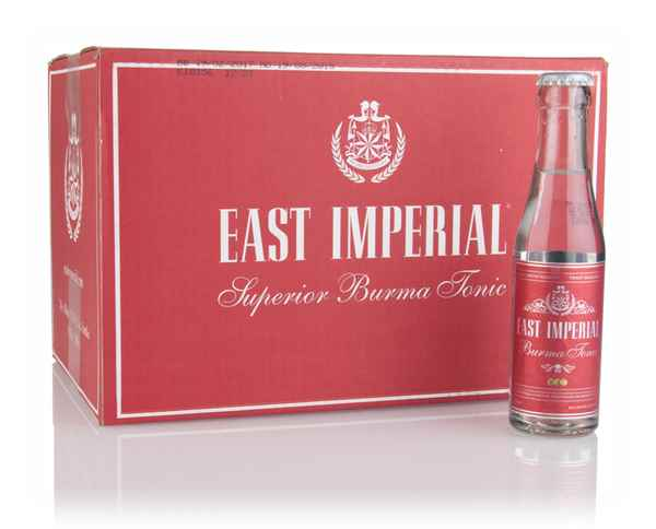 East Imperial Burma Tonic Water (24 x 150ml) (after Best Before Date)