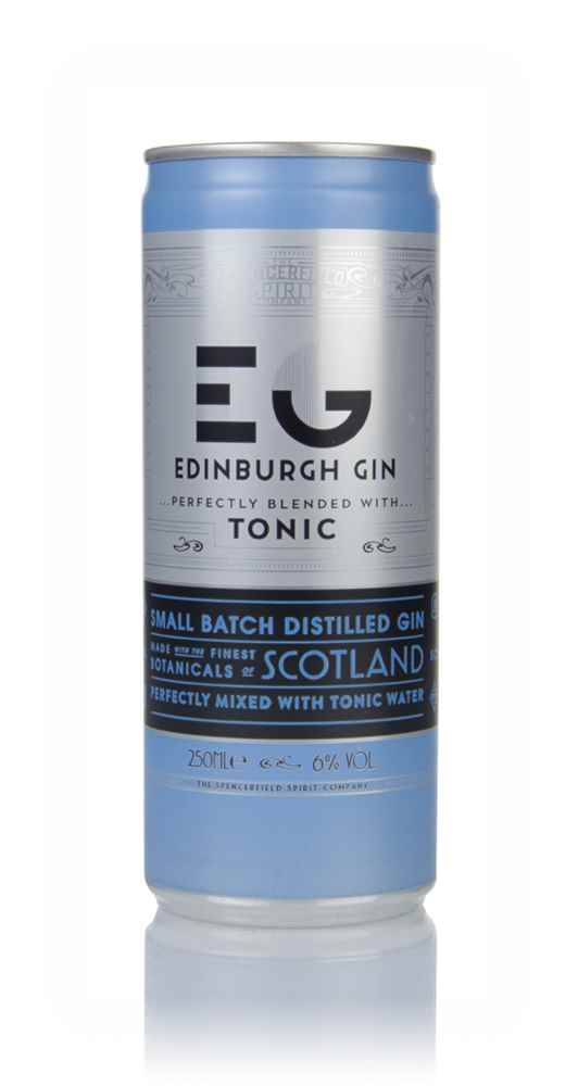 Edinburgh Gin Gin & Tonic