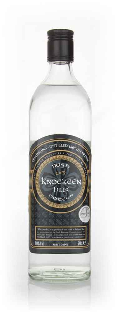 Knockeen Hills Irish Poteen Gold Extra-Strength