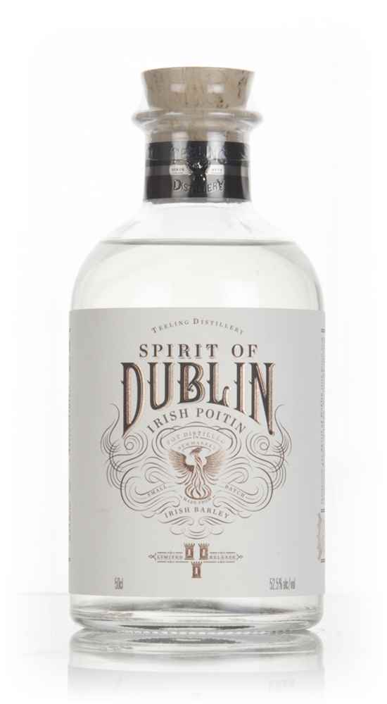 Teeling Spirit of Dublin Irish Poitín