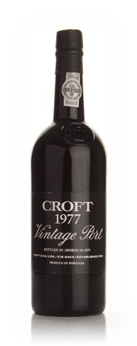 Croft 1977 Vintage Port