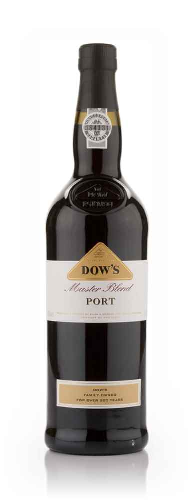 Dow's Master Blend Port