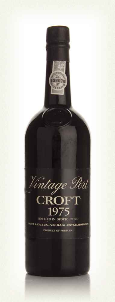 Croft 1975 Vintage Port
